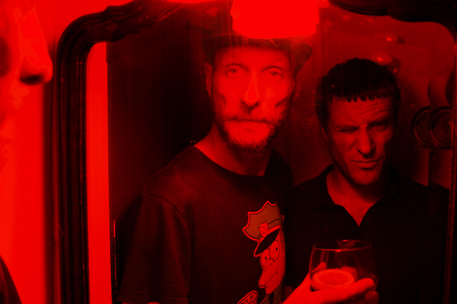 Sleaford Mods CCCB Barcelona